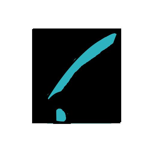 Äidinkieli ja kirjallisuus-ikoni