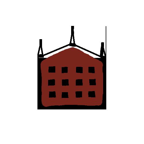 Verla träsliperi och pappfabrik-ikoni