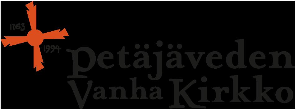 PetajavedenVanhaKirkko logo 2