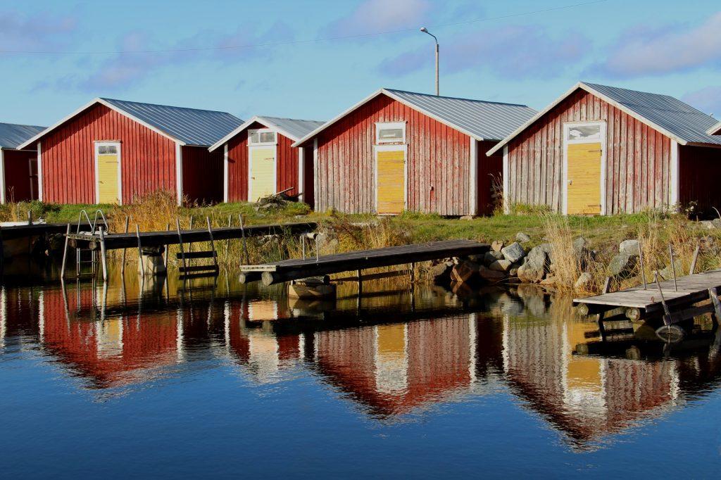 Svedjehamnin venevajat kuva Liselott Nyström Forsén 2