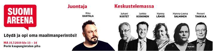 Suomi Areena, Löydä ja opi oma maailmanperintösi, MML